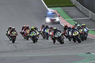Fokus di MotoGP, Honda Belum Mau Terjun ke MotoE