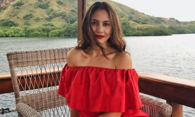 Intip 5 Style Merah Putih Pevita Pearce yang Akan Perankan Sri Asih