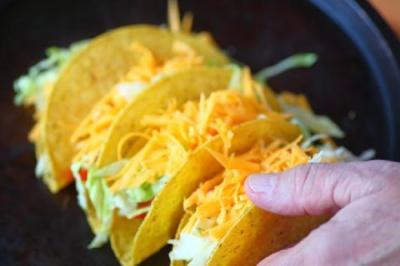 Nahas, Pria Ini Meninggal Usai Ikuti Kontes Makan Taco