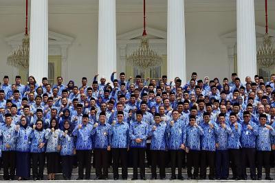Korpri Masih Berharap Jokowi Naikkan Gaji PNS Tahun Depan