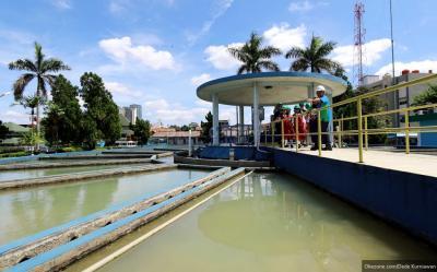 PTPP Garap Pembangunan Proyek Air Minum Djuanda