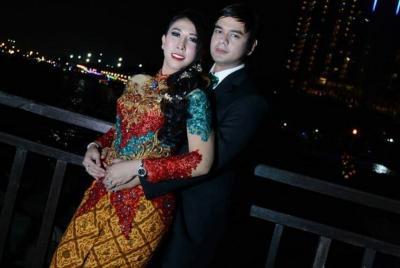 Rio Reifan Ditangkap, sang Istri Rayakan Anniversary Pernikahan Sendiri