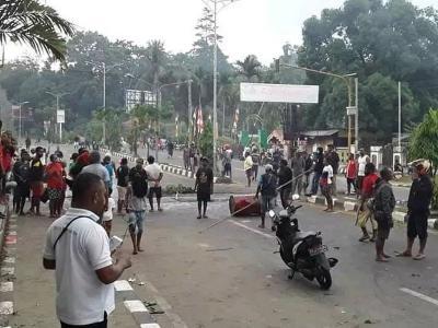 Pasca-Kericuhan di Papua Barat, Fasilitas Publik Segera Diaktifkan