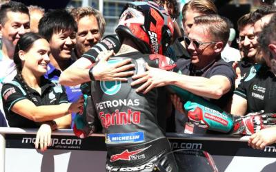 Petronas Bakal Berikan Motor Pabrikan untuk Quartararo di MotoGP 2020