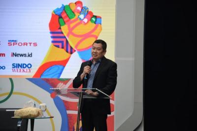 Pesan Hary Tanoe untuk Atlet Indonesia yang Berlaga di SEA Games 2019