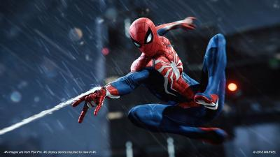 Sony Beli Developer Game Spider-Man 'Insomniac Games'