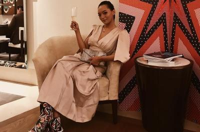Intip Pesona Asmara Abigail, Pemeran Tokoh Desti Nikita di Gundala
