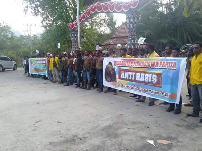 Kericuhan Terkait Mahasiswa Papua Dinilai Sinyal Buruk Situasi HAM
