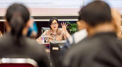 Sri Mulyani: Kemenkeu Akan Jaga APBN 2020 Tetap Sehat