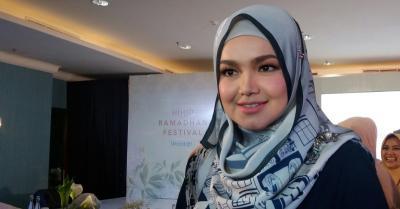 Rayakan Ulang Tahun Pernikahan ke-13, Ini Harapan Siti Nurhaliza