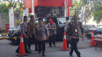 Sambangi Pimpinan KPK, Menkes Bahas Upaya Pencegahan Korupsi