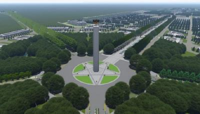 Ini Desain Lengkap Ibu Kota Baru, Mulai dari Rencana hingga Kriterianya