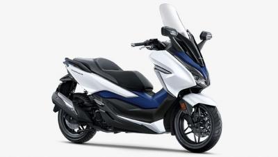 Honda Diam-Diam Siapkan Forza Bermesin 300 Cc