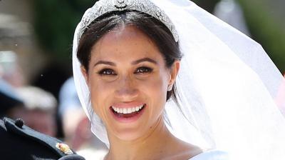 Makeup Meghan Markle saat Menikah Ternyata Terinspirasi dari Internet