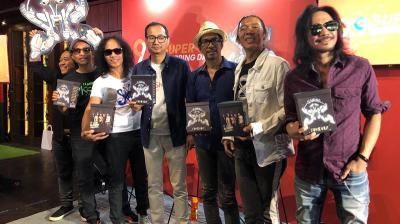Slank Rekam Album Baru di Studio Legendaris Lokananta