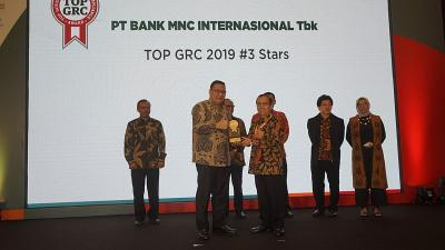 MNC Bank Raih Penghargaan Bidang Governance, Risk dan Compliance