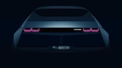 Unggah Cuplikan Desain Futuristik, Hyundai Umumkan Mobil Konsep Terbaru