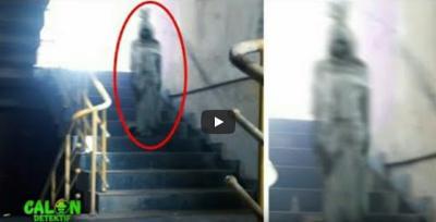 4 Penampakan Hantu di Rumah Sakit, Bikin Merinding!