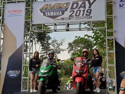 Akhir Pekan Ini, MAXI Yamaha Day Meriahkan Kalimantan