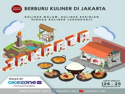 Kuliner Legendaris di Jakarta yang Wajib Kamu Coba!
