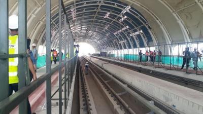 Antisipasi Blackout, LRT Cibubur-Cawang Di-back Up 3 Aliran Listrik