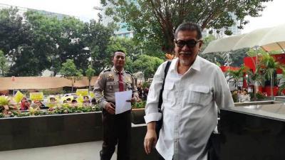 Deddy Mizwar Penuhi Panggilan KPK sebagai Saksi Kasus Meikarta