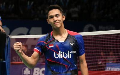 Gagal ke Semifinal, Jonatan Amat Kecewa