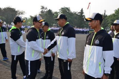 100 Atlet Angkatan Laut Siap Bertarung di Piala Panglima TNI 2019