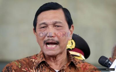 Ibu Kota Pindah ke Kalimantan Timur, Menko Luhut: Belum Diputuskan