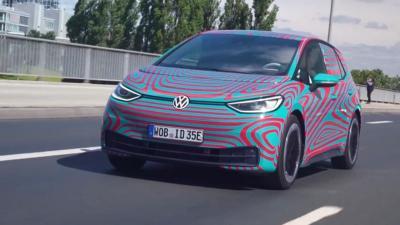 Volkswagen Bantah Telah Akuisisi Tesla