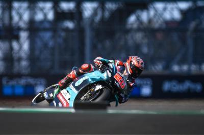 Hasil Sesi Latihan Bebas 3 MotoGP Inggris 2019