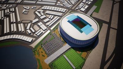 Standar FIFA, Intip Kecanggihan Stadion BMW Jakarta