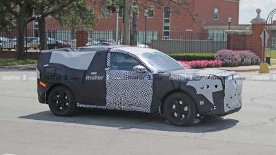 Cara Ford Ubah Mustang dari Sedan Gahar Jadi SUV Listrik