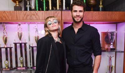 Diisukan Selingkuh dari Chris Hemsworth, Miley Cyrus Angkat Bicara