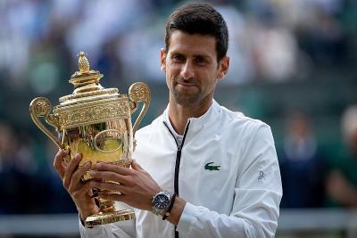 Kejar Federer, Djokovic Jadikan Titel Grand Slam Tujuan Utamanya