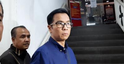 Krisna Mukti Diperiksa sebagai Saksi di Kasus Wanprestasi Baim Wong