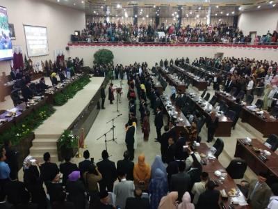 Baru Sepekan Dilantik, 10 Anggota DPRD Banten Gadai SK ke Bank