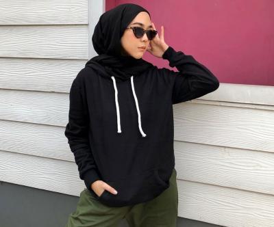 Jika Hijab Dipadukan dengan Hoodie, Begini Jadinya