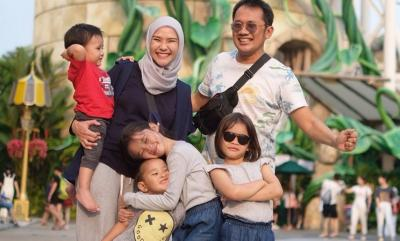 Tips Liburan Bawa Banyak Anak ala Zaskia Adya Mecca, Dijamin Anti Stres
