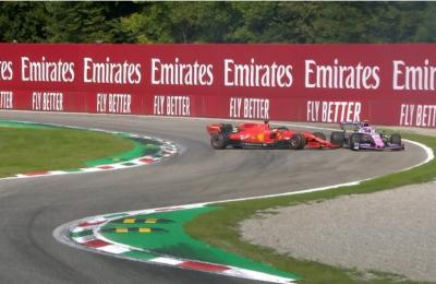 Vettel Ceritakan Momen Tabrakan dengan Stroll di GP Italia 2019