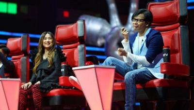 Puji Peserta The Voice Indonesia, Nino RAN Mengalah untuk Armand Maulana