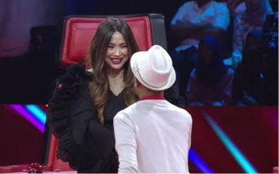 Titi DJ Borong Peserta Blind Audition The Voice Indonesia di Episode 6