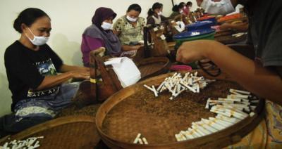 Pemerintah Sebut Kenaikan Cukai Rokok 23% untuk Pengendalian Konsumsi