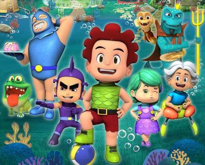 Dari 52 Negara, MNC Animation Akan Perluas Pemasaran Animasi Kiko