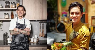 5 Celebrity Chef Pria di Indonesia yang Tak Hanya Jago Masak, Tapi Memesona
