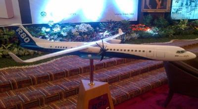 Nasib R80, Pesawat Rancangan Habibie yang Belum Sempat Mengudara