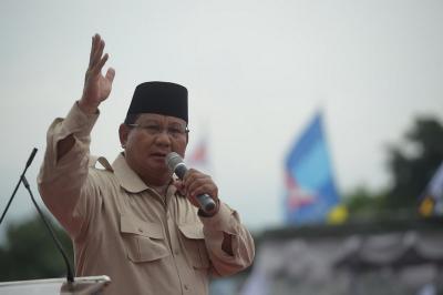 Revisi UU KPK, Gerindra Ikut Arahan Prabowo