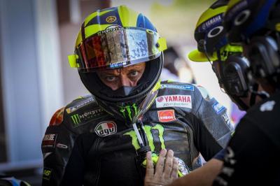 Marquez Tak Peduli Rossi Dapat Hukuman atau Tidak
