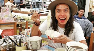 Perjalanan Gerry Girianza, Chef yang Beralih Jadi Food Vlogger
