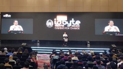 Berpotensi Besar, Menteri Kominfo Dorong Anak Muda Membuat Gim